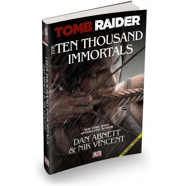 Tomb Raider: The Ten Thousand Immortals (Paperback)