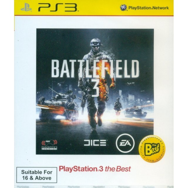 Battlefield 3 (English Version) (PlayStation 3 the Best)