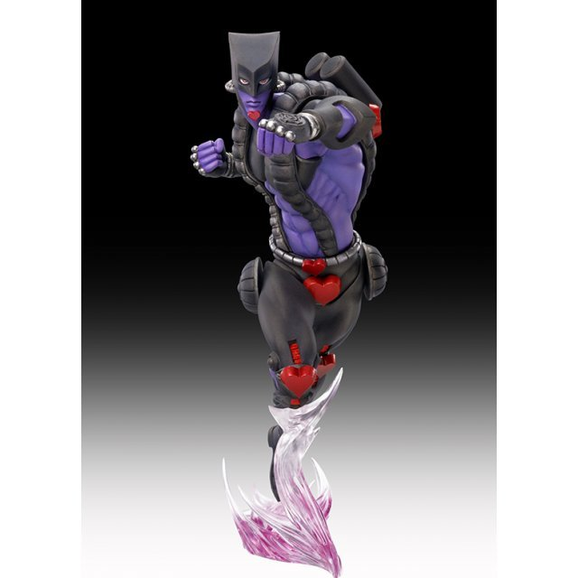 Statue Legend JoJo's Bizarre Adventure Part 3 Non Scale Pre-Painted PVC Figure: The World Second