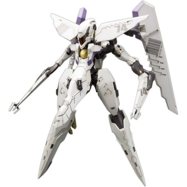 Anubis Zone of the Enders Non Scale Plastic Model Kit: Vicviper (Re-run)