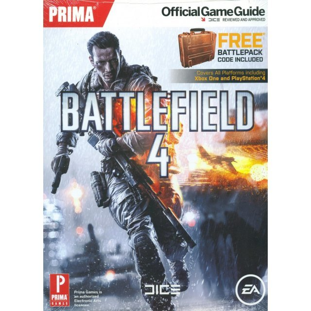 Battlefield 4 Official Game Guide
