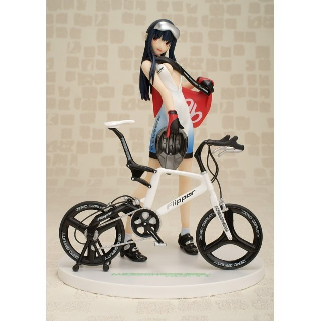 Messenger Girl 1/7 Scale Pre-Painted PVC Figure: Messenger Girl (Re-run)