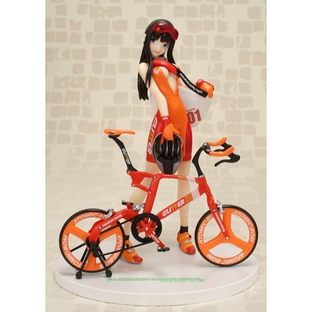 Messenger Girl 1/7 Scale Pre-Painted PVC Figure: Messenger Girl Repaint