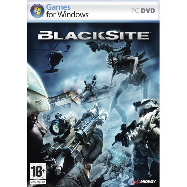 BlackSite (DVD-ROM)