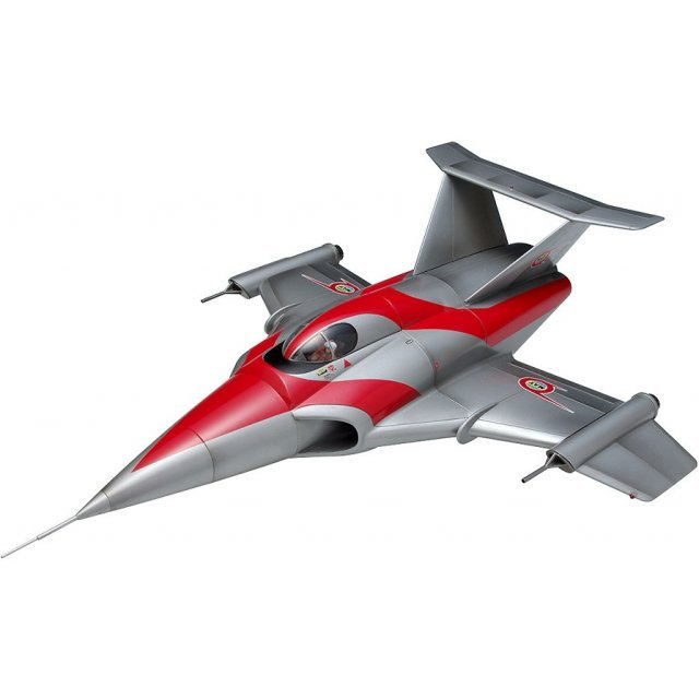 Return of Ultraman 1/72 Scale Pre-Painted Plastic Model Kit: Mat Arrow No. 1