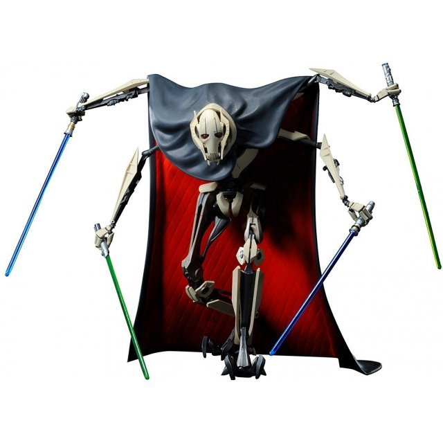 ARTFX+ Star Wars 1/10 Scale Pre-Painted Figure: General Grievous