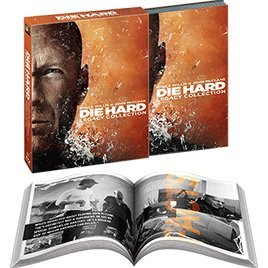 Die Hard Legacy Collection [5Blu-ray+1DVD]