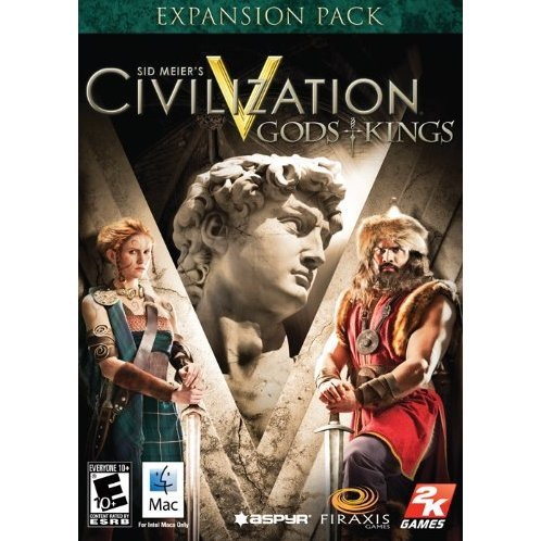 Civilization V: Gods and Kings (Expansion Pack)