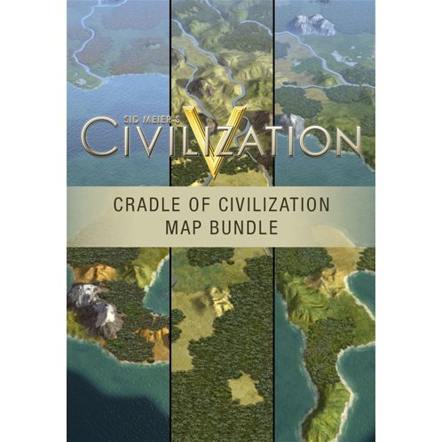 Sid Meier's Civilization V: Cradle of Civilization Map Bundle