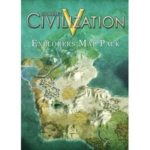 Sid Meier's Civilization V: Explorers Map Pack