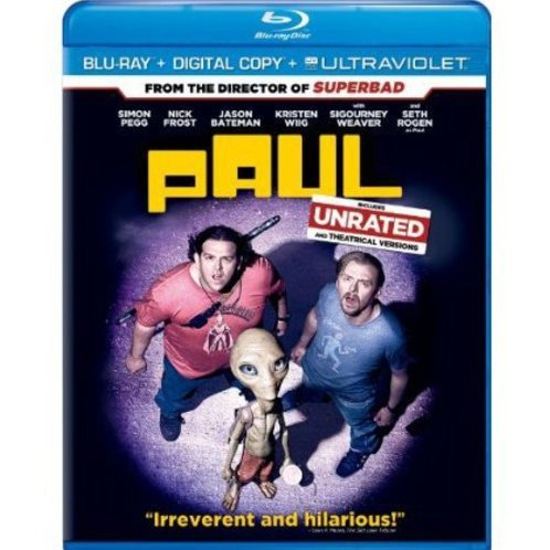 Paul [Blu-ray+Digital Copy+UltraViolet]