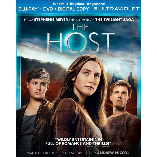The Host [Blu-ray+DVD+Digital Copy+UltraViolet]