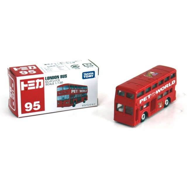 Tomica No.95 - London Bus