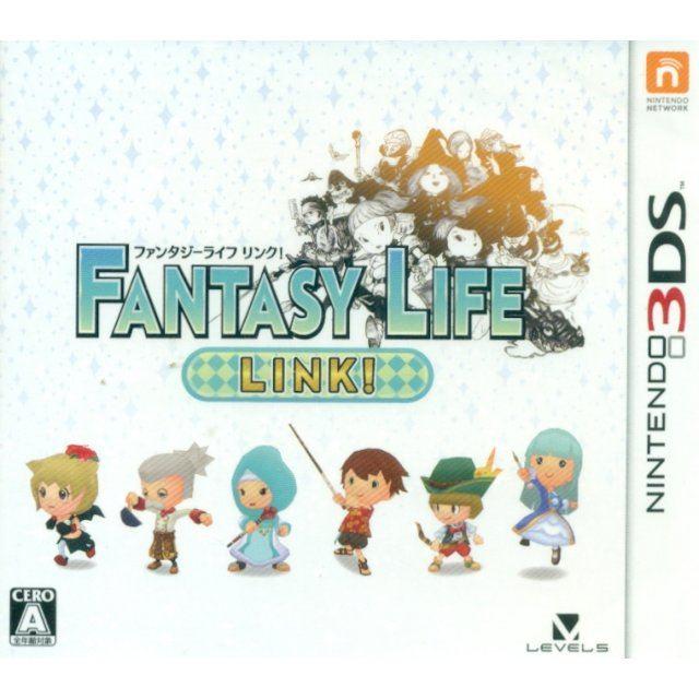 Fantasy Life Link!
