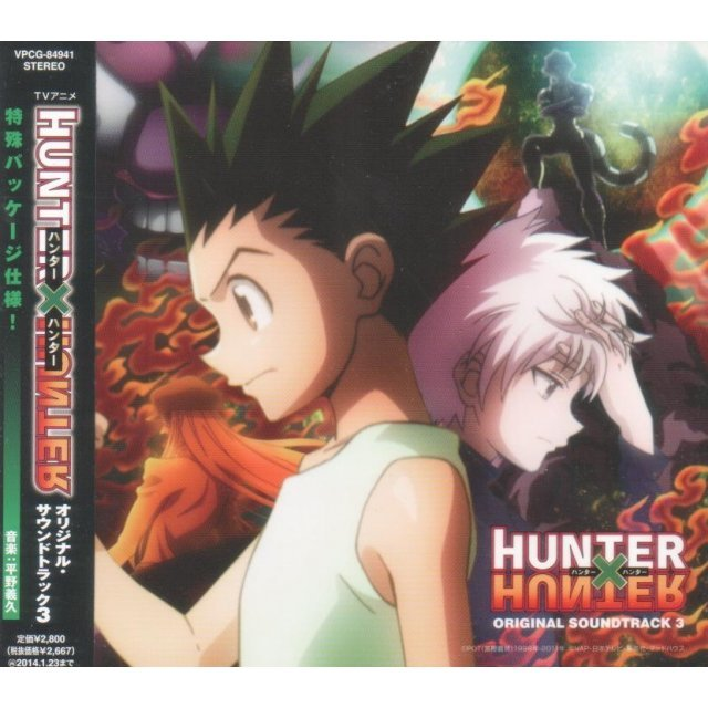 Hunter X Hunter Original Soundtrack 3