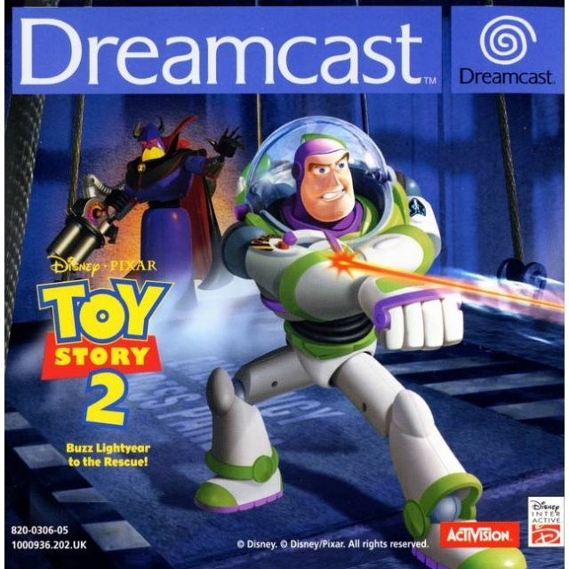 Disney/Pixar Toy Story 2: Buzz Lightyear to the Rescue!