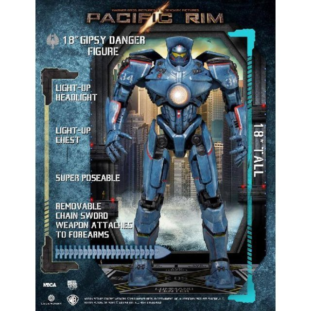 Pacific Rim 1/4 Scale Action Figure: Gipsy Danger