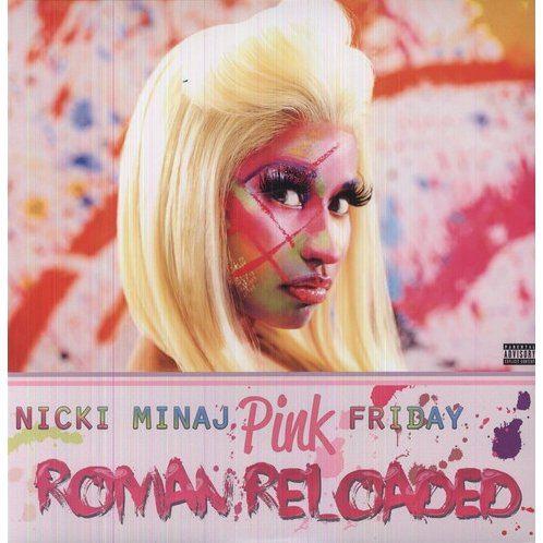 pop pink fridayroman reloaded nicki minaj