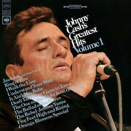Vol. 1-Johnny Cashs Greatest Hits