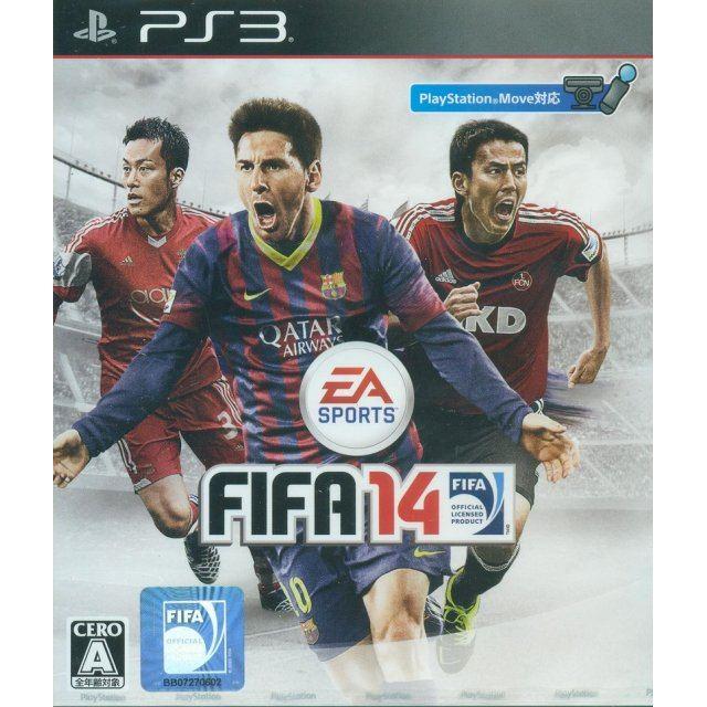 FIFA 14: World Class Soccer