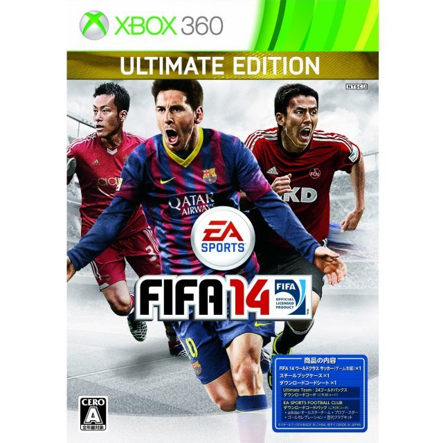 FIFA 14: World Class Soccer [Ultimate Edition]