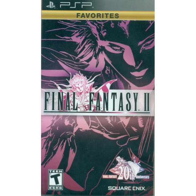 Final Fantasy II (Favorites)