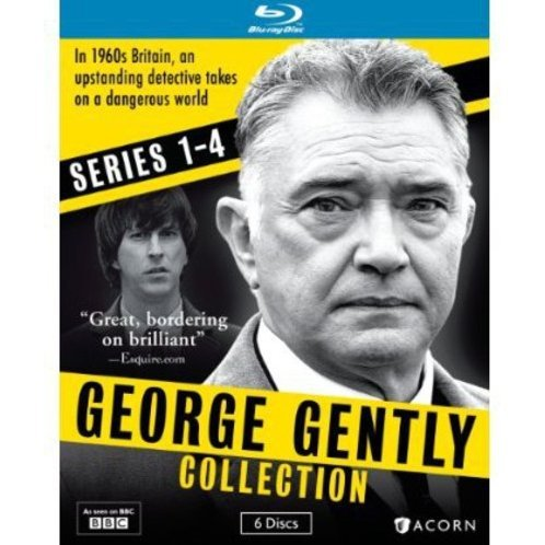 George Gently Collection, Series 1-4