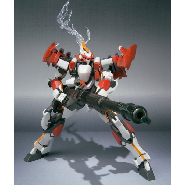Robot Spirits Full Metal Panic! Non Scale Pre-Painted PVC Figure: ARX-8 Laevatein (Re-run)
