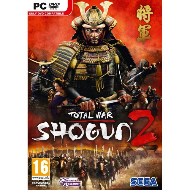 Shogun 2: Total War (DVD-ROM)