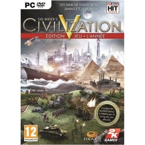 Sid Meier's Civilization V: Game of the Year Edition (Steam)