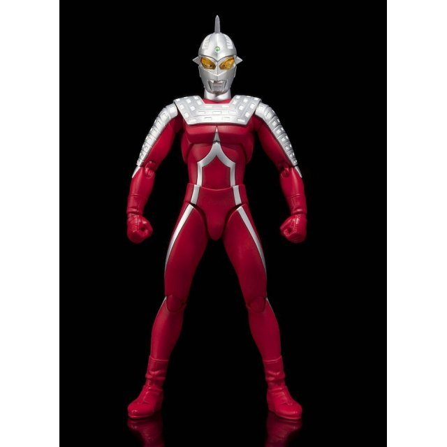 Ultra-Act Ultraman Non Scale Pre-Painted PVC Figure: Ultraseven