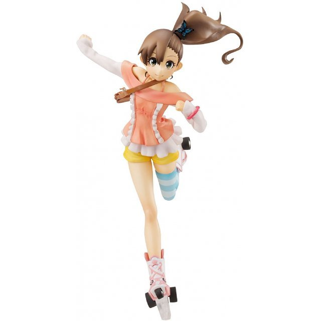 Excellent Model Cho Soku Henkei Gyrozetter 1/8 Scale Pre-Painted PVC Figure: Inaba Rinne