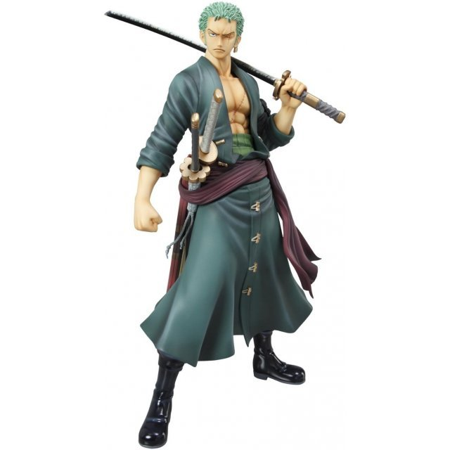 Excellent Model One Piece Sailing Again 1/8 Scale Pre-Painted PVC Figure: Roronoa Zoro (Re-Run) - (Asian Version)