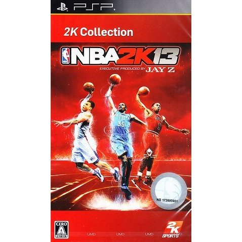 NBA 2K13 (PSP the Best)
