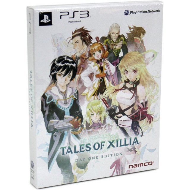 Tales of Xillia (D1 Edition)