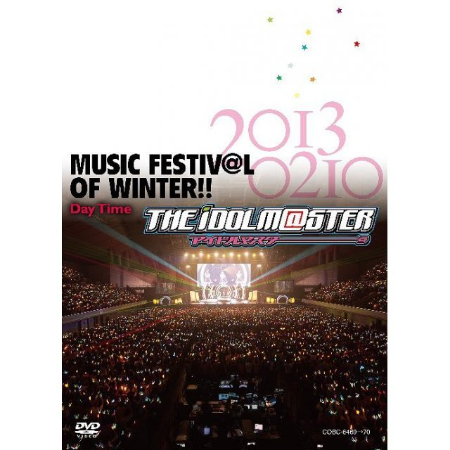 Idolm@ster / Idolmaster Music Festiv@l Of Winter Day Time