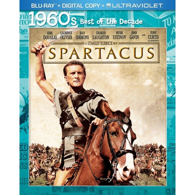 Spartacus [1960s Best of the Decade]