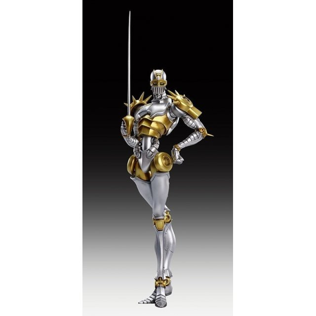 Statue Legend JoJo's Bizarre Adventure Part 3 Non Scale Pre-Painted PVC Figure: Silver Chariot Second