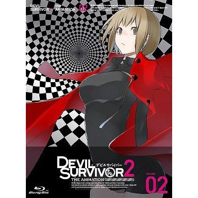 Devil Survivor 2 The Animation Vol.2