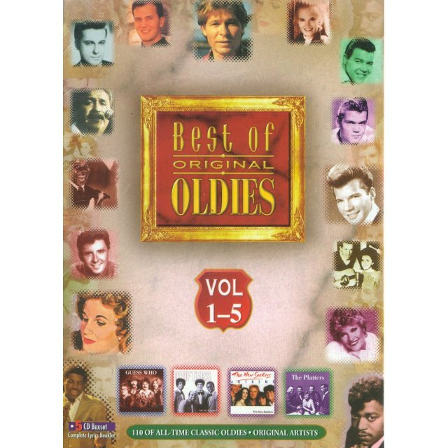Best of Original Oldies [5CD]