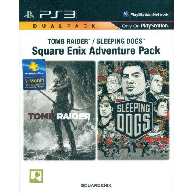 Tomb Raider + Sleeping Dogs (Square Enix Adventure Pack)