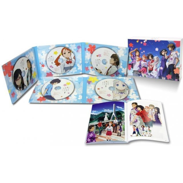 Ano Hi Mita Hana No Namae Wo Bokutachi Wa Mada Shiranai Blu-ray Box [Limited Edition]