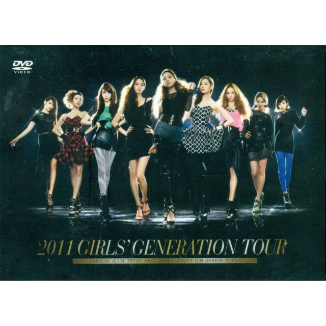 2011 Girls' Generation Tour [2DVD+Photobook]