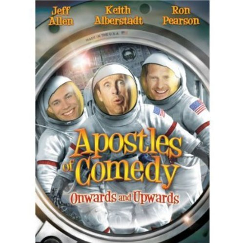 Apostles of Comedy: Onwards and Upwards