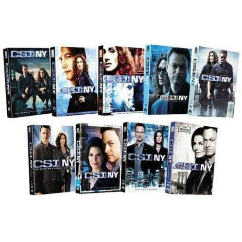 CSI: NY -  The Complete Series Pack
