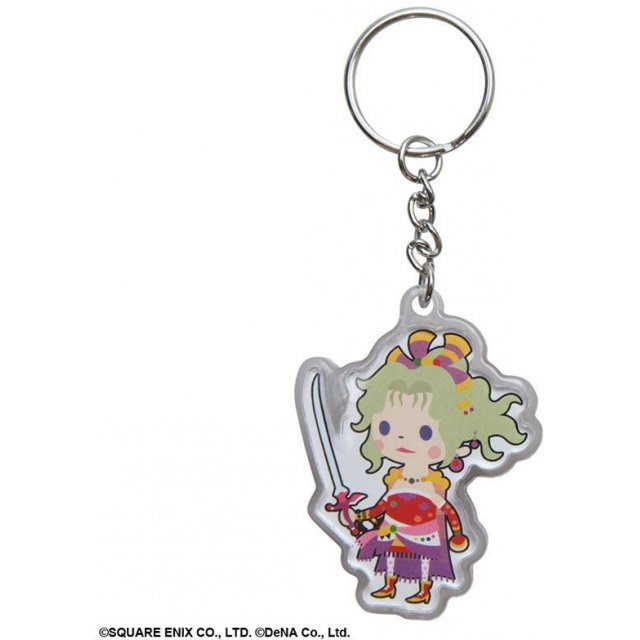 Square Enix Final Fantasy Brigade Break the Seal Clear Key Ring Vol.2: Tina