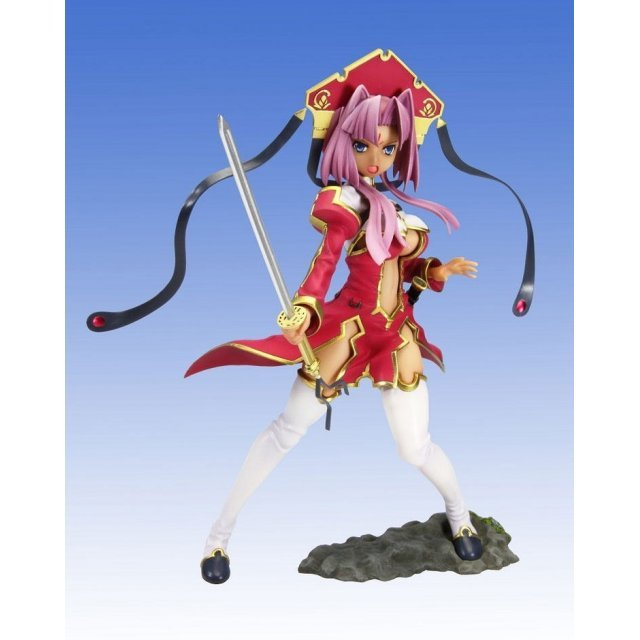 Marvelous Model Shin Koihime Musou 1/8 Scale Pre-Painted PVC Figure: Sonken