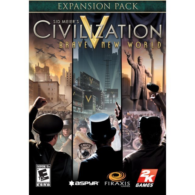 Sid Meier's Civilization V: Brave New World (Expansion Pack)