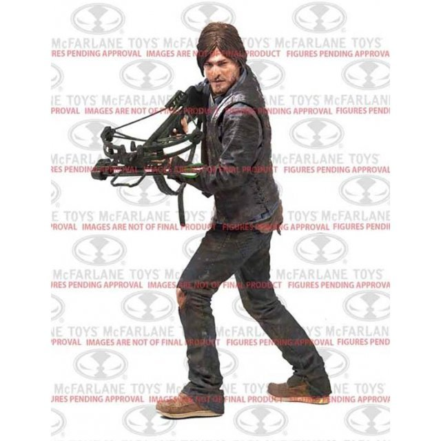 Walking Dead TV Series Deluxe 10inch Action Figure: Daryl Dixon