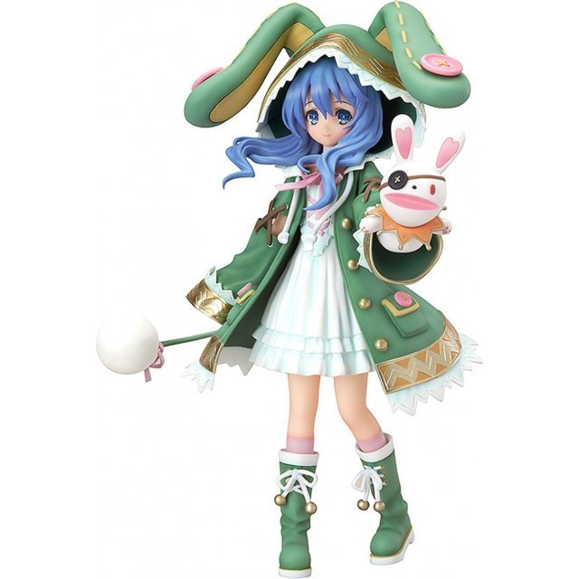 Date A Live 1/8 Scale Pre-Painted PVC Figure: Yoshino Phat Company Ver.